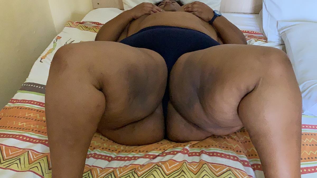 Onlyfans African BBW onlyfans leaked