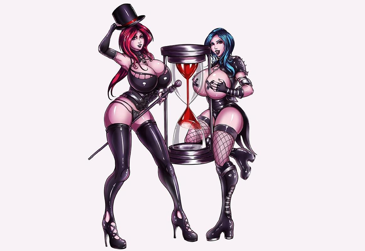 Onlyfans Red Hourglass Amateurs onlyfans leaked